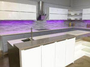 Modern Z-Serie Brilliant White Kitchen Cabinets https://www.cabinetdiy.com/modern-kitchen-cabinets
