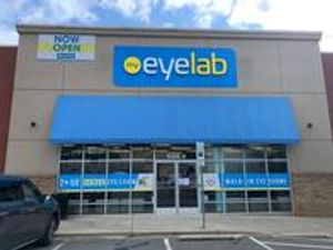Storefront at My Eyelab optical store in Wedgewood, North Charlotte, NC 28216