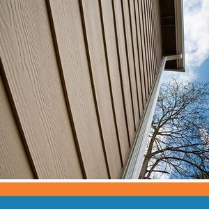Contact our siding contractors today!