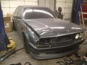 BMW before.