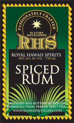 RHS Spiced Rum ,Capt' Cook Rum, Hoku Rum ,Aukai Rum and home of tequila of pacific -Ulukila vreadfruit spirit