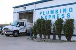 Flatley's Plumbing Express Service Truck