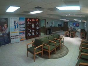 Advantage Dermatology Waiting area