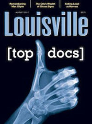2010 Louisville Top Doc Award