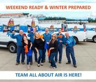 Get prepared for Winter and stay cozy inside. As a family and locally owned small business, our team is ready to help!