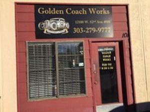 Image 4   Golden Coach Works Auto Body & Paint