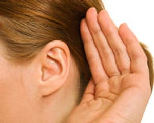 We can help with hearing loss.