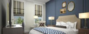 Modern guest rooms with historic charm in Belleair, FL