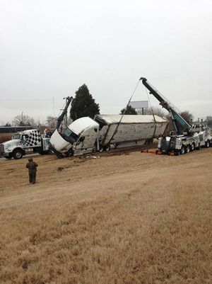 Heavy Wrecker Services in Tennessee