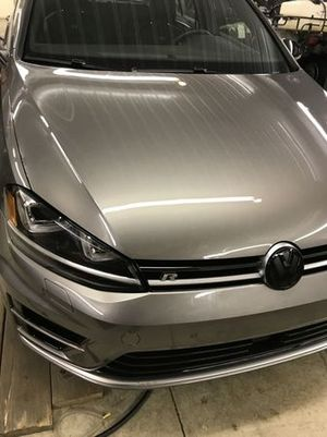 Volkswagen Golf Type R - After Clearbra