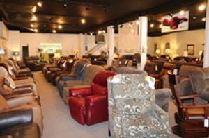 Couches, recliners, & love seats...oh my!