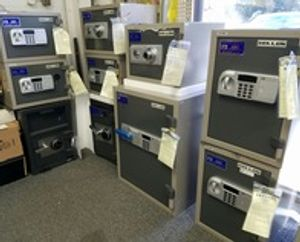 If you lost your safe combination, we can help!