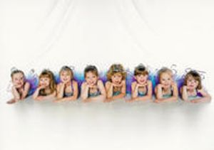 Pre- Ballet for ages 3 - 5 ! These little angels love dancing like fairies, princesses, and beautiful little ballerinas :-).