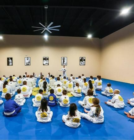 One of our martial arts classes