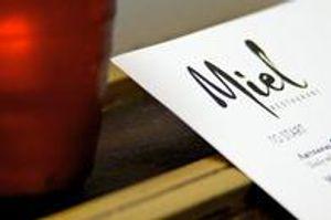 Image 2   Miel Restaurant