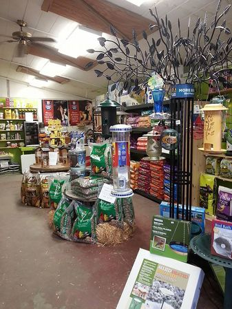 Local country store offering a variety of feed, bird seed, local products and gift ideas.