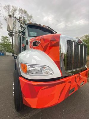...A vinyl facelift for your precious beast, only at Big Splash Graphics.