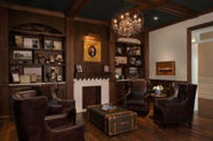Morton's Reading Room at The Belleview Inn
