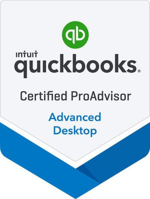 Only 11% of all Certified QuickBooks ProAdvisors have earned the Advanced QuickBooks Certified ProAdvisor badge which covers the last three years. The exam is not easy.