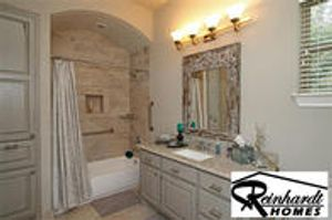 When it comes to getting the custom home that you've always wanted to be built, the kitchen remodel or the bathroom remodel that you've been waiting for, we are the ones to contact!