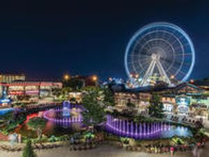 Located on The Island in Pigeon Forge. Walk to dining, shopping and entertainment.