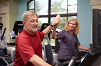 Cycling can be fun, join a class at Franciscan Health Centers.