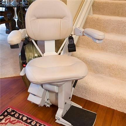 Bruno Elite SRE2110 Straight Rail Home Indoor StairLift