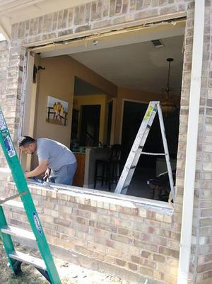 This window installation business prides themselves on working with high-quality products and performing quickly with fast turnarounds.