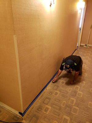 When water damaged this Miami hotel, we were there to get the property restored properly!