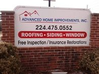 Advanced Home Improvements is your premier roofing contractor!