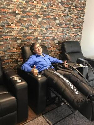 Compression therapy speeds up the recovery and rebuilding of the muscle tissue.