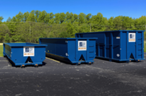 Budget Dumpster offers dumpster rental sizes for all types of junk removal projects, ranging from 10 to 40 cubic yards in dimension.