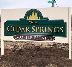 Image 2 | Cedar Springs Mobile Estates