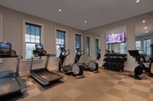 Fitness Center at The Belleview Inn