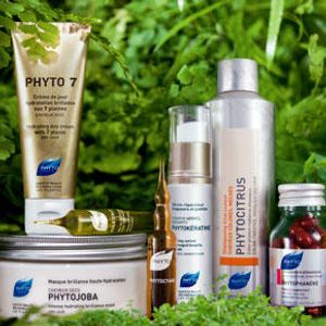 Phyto Organic Hair Care from France