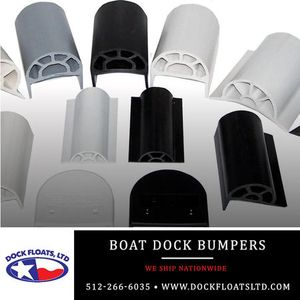Boat Dock bumpers Austin, Texas. Contact Dock Floats Ltd in Austin for your FREE phone consultation: 512-266-6035