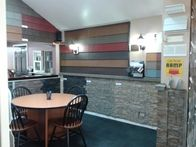 Our updated showroom, which has siding samples on hand for you to view.