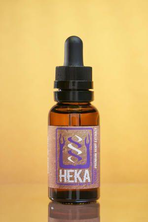 Heka Hemp Co 1700mg CBD - Oral Tincture