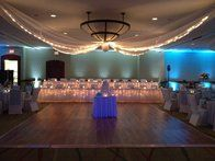 You can relax and let us handle the complete coordination of the ceremony, appropriate music, microphones, readers, and singers for an absolutely successful affair.