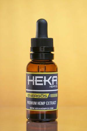 Energós by Heka Hemp CO (1000mg CBD Isolate)