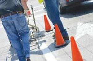 Get the job done on your parking lot, with Centerline Supply