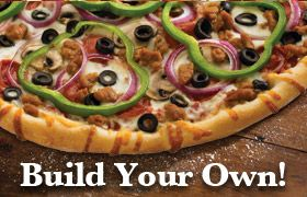 We offer more than just pizza though