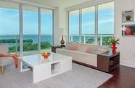 One of our corner apartments in Coconut Grove, Miami. Surrounded by the ocean
