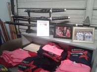 Some of our apparel
