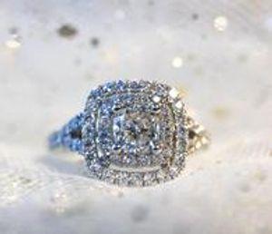 """""""Kayla"""" Engagement Ring"""