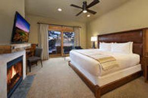 Four Bedroom Cabin King Bedroom