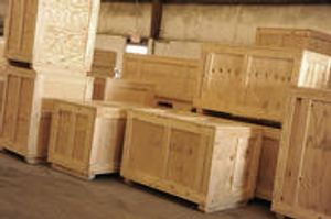 Custom crating, packaging and shipping for residential or commercial clients.