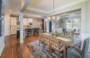 Open concept living, great for entertaining