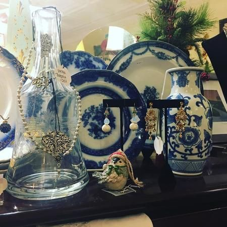 Lovely assortment of unique items that will make your house a home