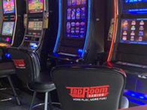 Route 41 Roadhouse fun game room.
